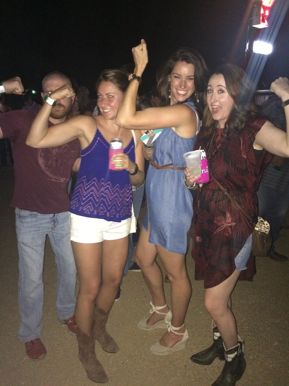 Randy Rogers Band concert, obviously.