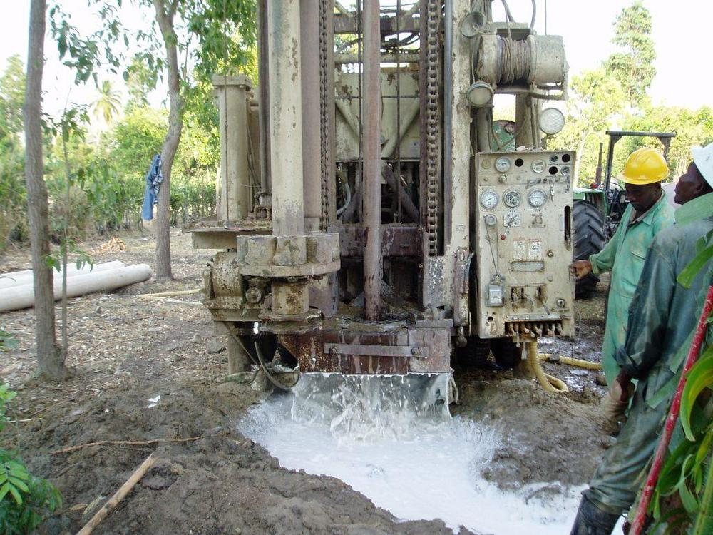 Water Well drilled in April 2010