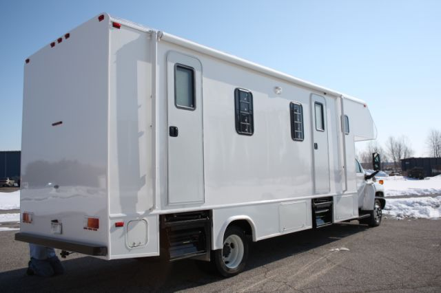 3 Room Mobile Medical Unit