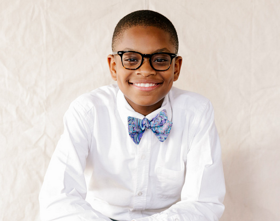 12 year-old entrepreneur Moziah Bridges' bow tie company  has already hit $150,000 in sales.