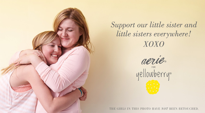 Megan grassell (right) of yellowberry