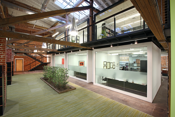 Building history pz workspace for Office design history