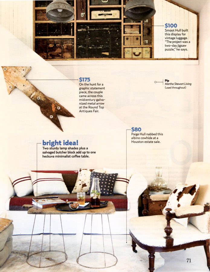 Country Living February 2014 pg 71