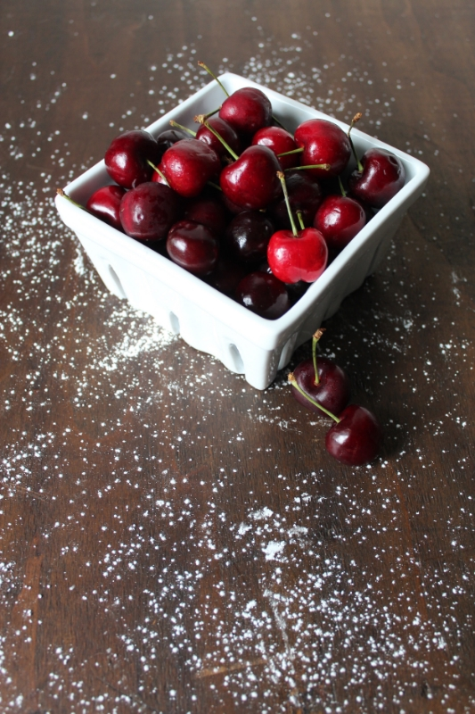 Cherry Buttermilk Clafoutis - The Vintage Round Top