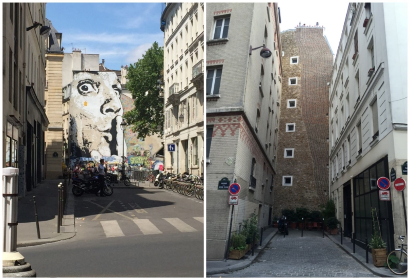 TRAVEL JOURNAL: THE VINTAGE ADVENTURE, PARIS PART I, THE VINTAGE ROUND TOP