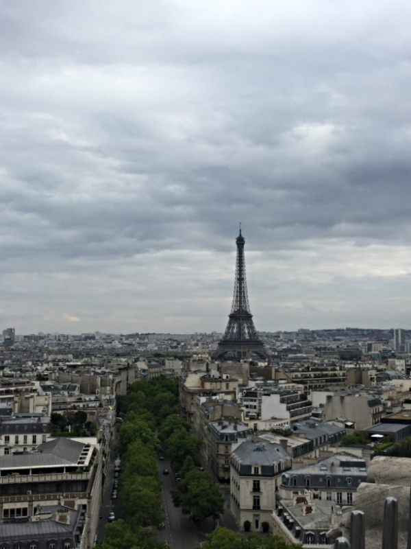 The VINTAGE ADVENTURE: PARIS PART 2, THE VINTAGE ROUND TOP