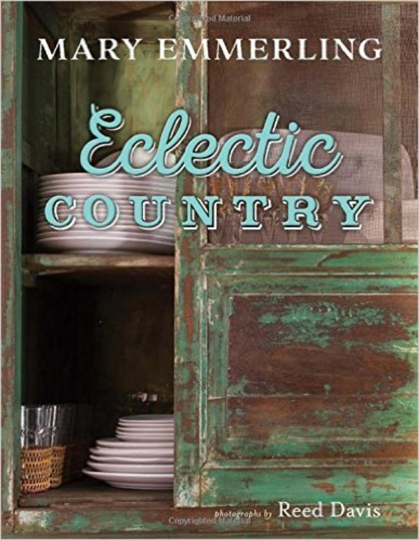 Mary Emmerling's Eclectic Country, The Vintage Round Top
