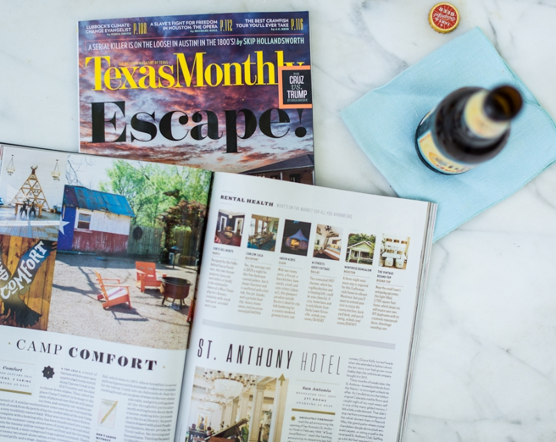 Hello, Texas Monthly!