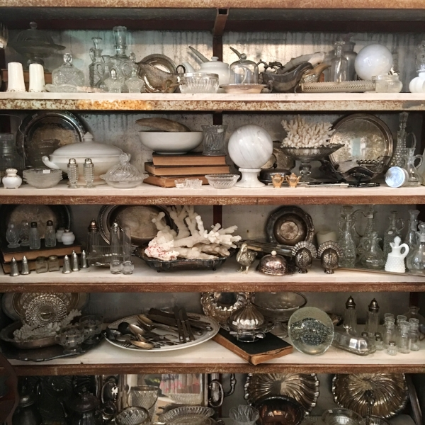 THE VINTAGE ROUND TOP - TEXAS ANTIQUES WEEK - FALL 2016