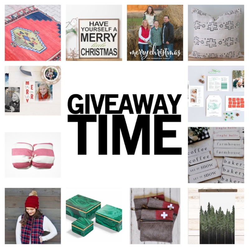 THE VINTAGE ROUND TOP - MY SWEET SAVANNAH GIVEAWAY