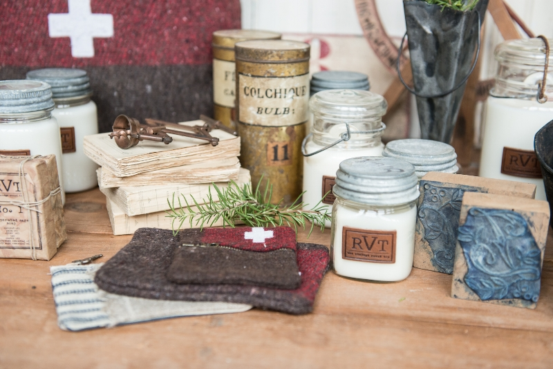 POP-UP SHOP, THE VINTAGE ROUND TOP