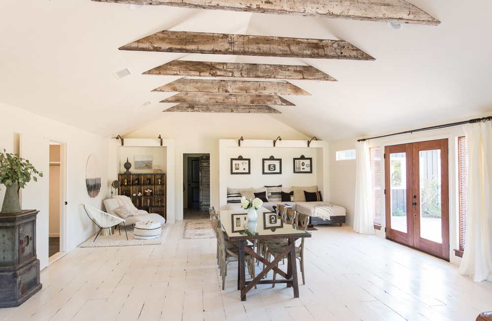 BOHO COTTAGE, THE VINTAGE ROUND TOP