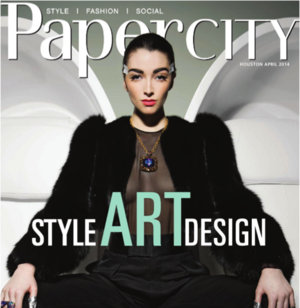 PaperCity Magazine April 2014