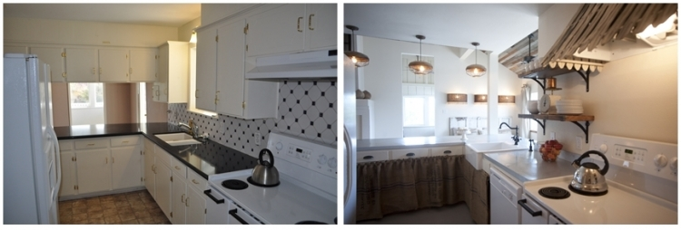 It's In The Details - Kitchen Design from Paige's Blog/The Vintage Round Top