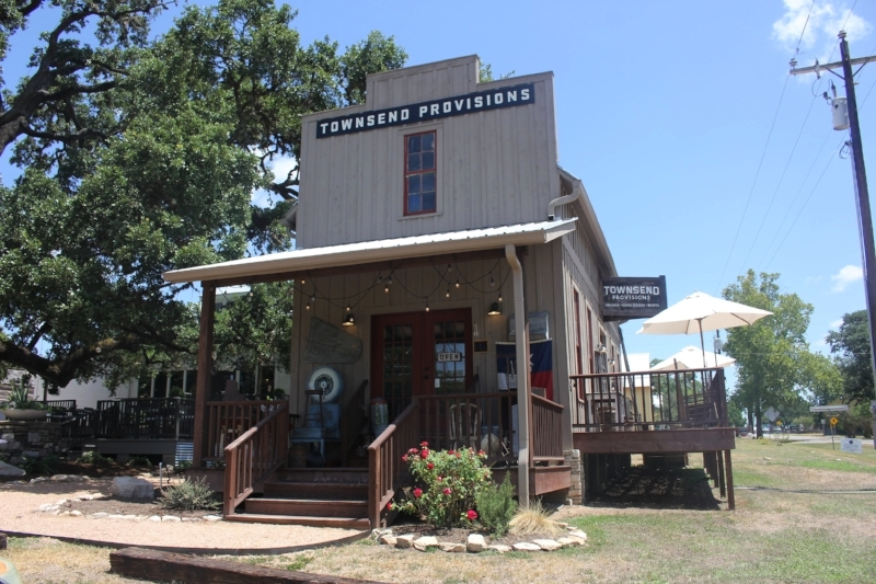 #RTTX Townsend Provisions - The Vintage Round Top