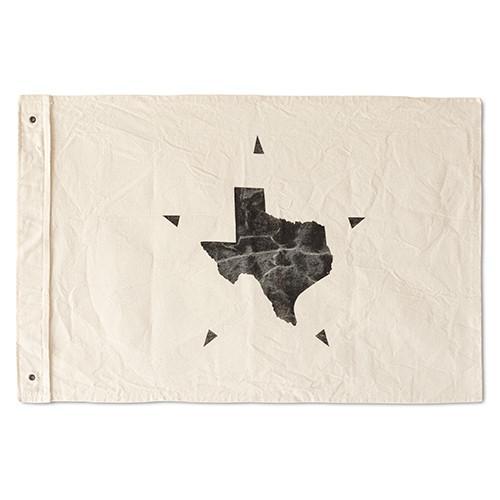 for the texan - No. Four St. James / The Star Point Texas Flag       $60