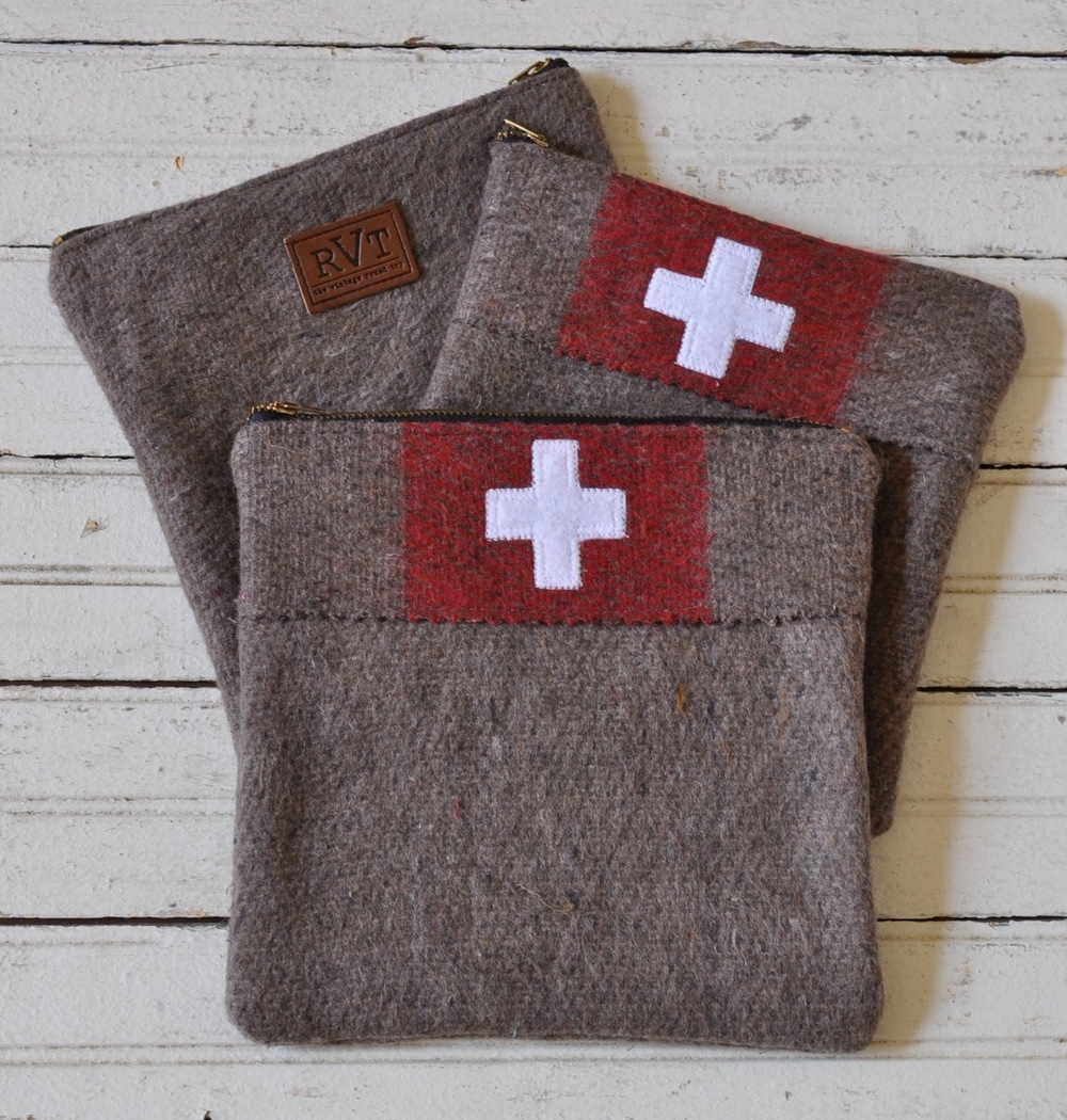 Swiss Army Pouch - Was $54 / Now $43
