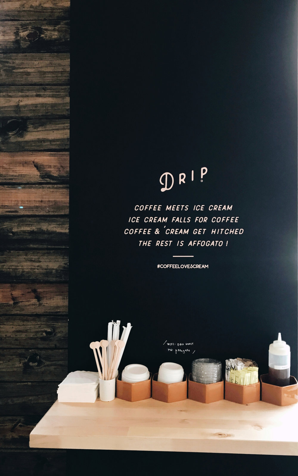 DRIP AFFOGATO BAR, NEW ORLEANS TRAVEL GUIDE