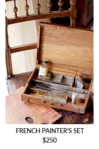 French Painter's Set