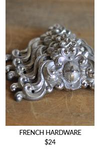 French Ornamental Hardwre