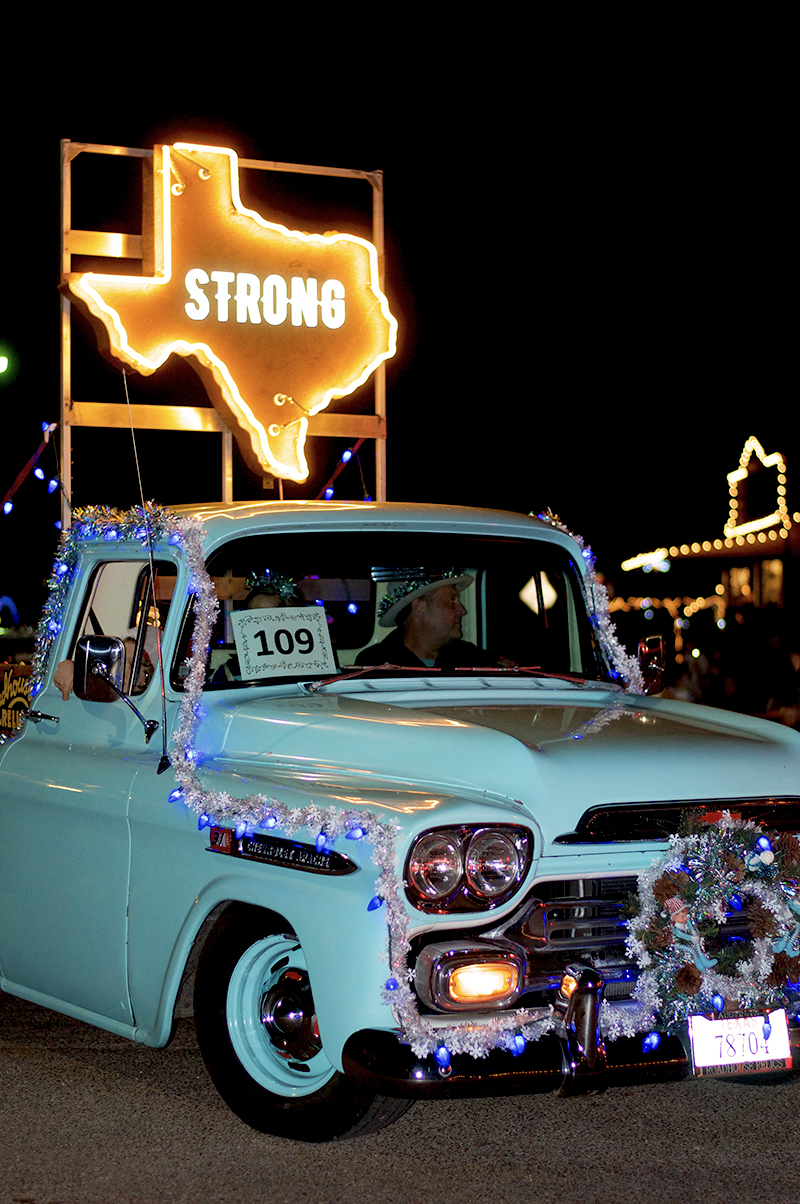 Round Top Christmas Parade