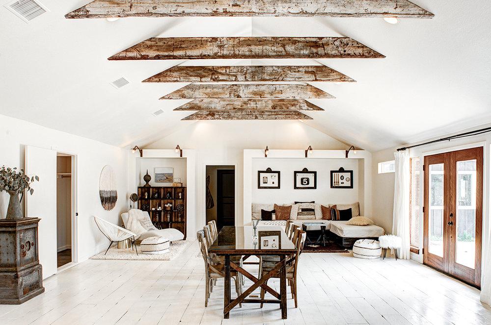 Boho Great Room