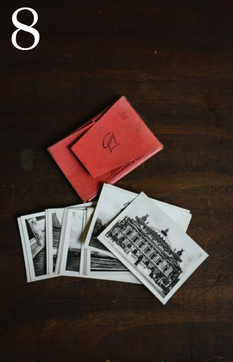 Vintage Paris Picture Pack