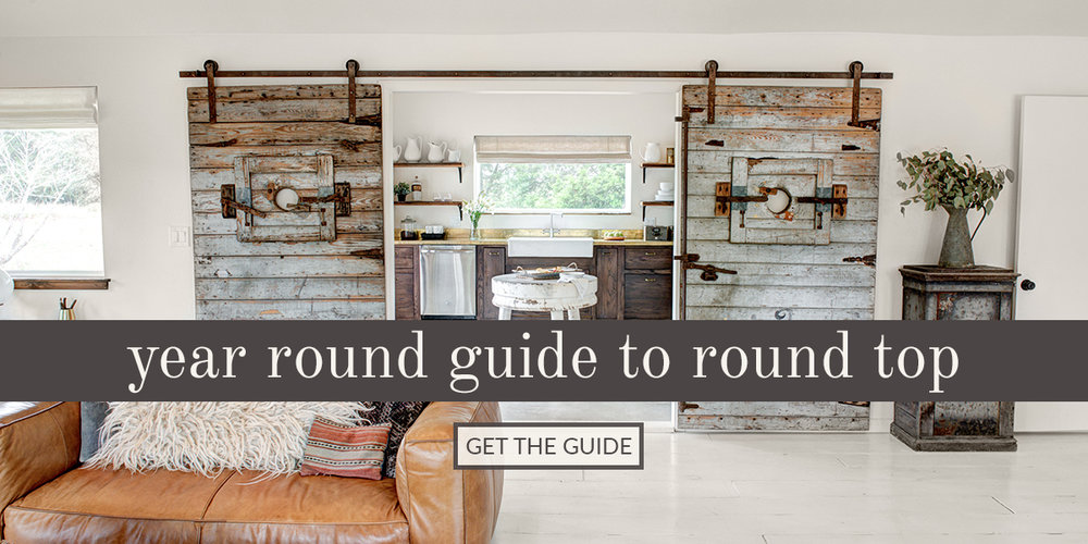 Year Round Guide to Round Top