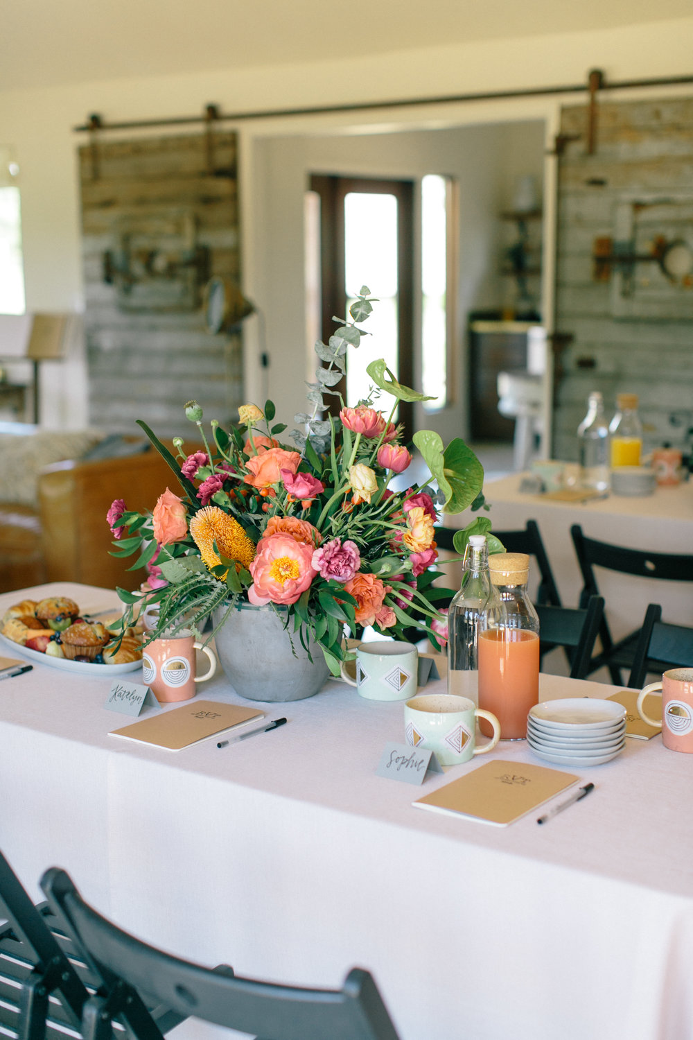 Creative Retreat at The Vintage Round Top