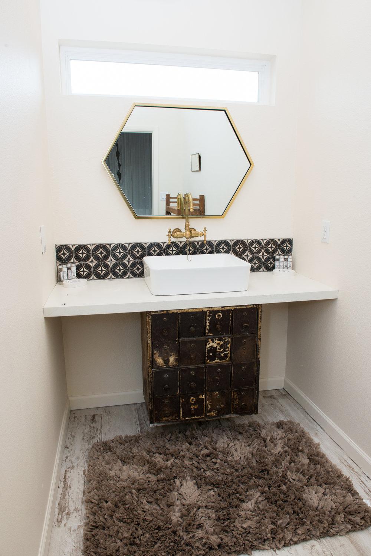 Custom Vanity by Jonathan Dahl Woodworks
