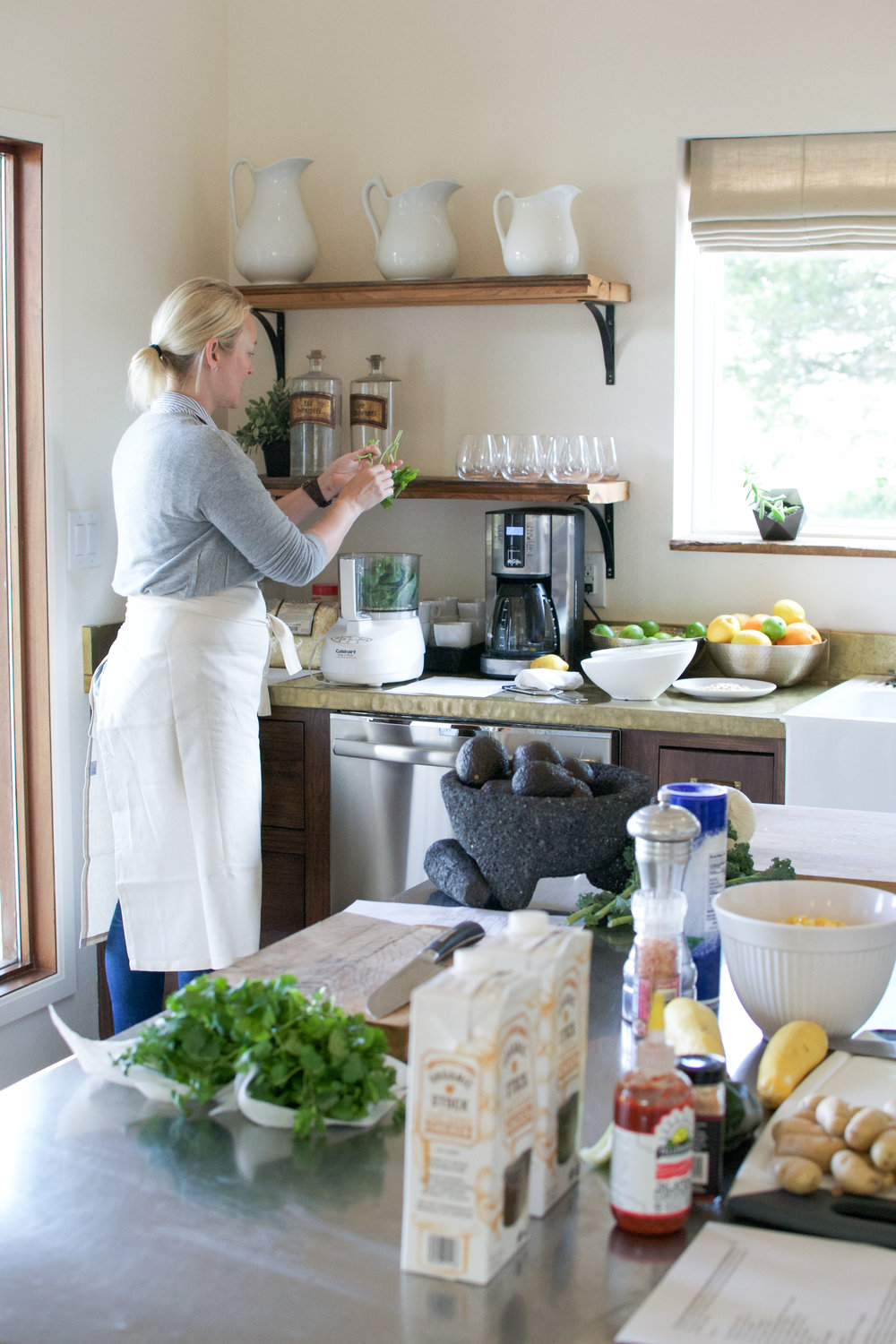 Smart in the Kitchen Retreat at The Vintage Round Top