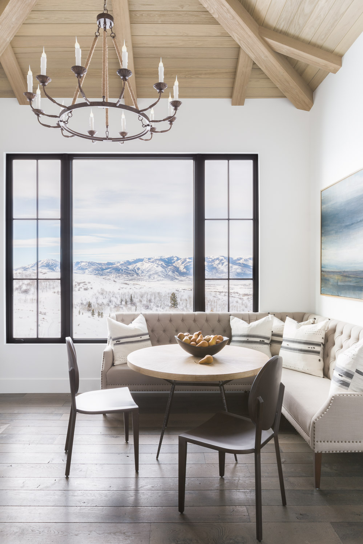 Photography by Alyssa Rosenheck, Design by Nicole Davis Interiors, Park City, Utah