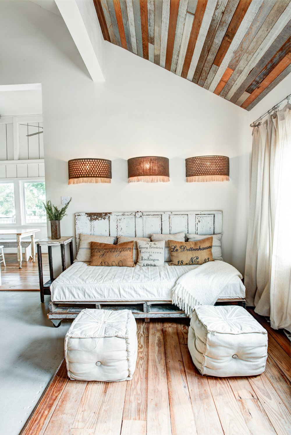 Origin Magazine. Paige's Blog. No. 1450 Daybed. Haylei Smith Photography. Day beds. Styled shoot.