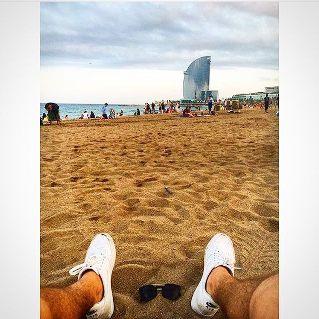 Living it up in Barcelona with our #Owl Frames