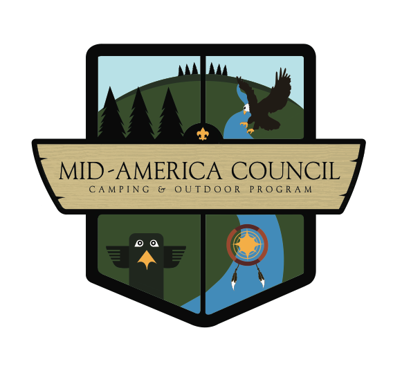 Mid America Council - Boyscouts of America logo