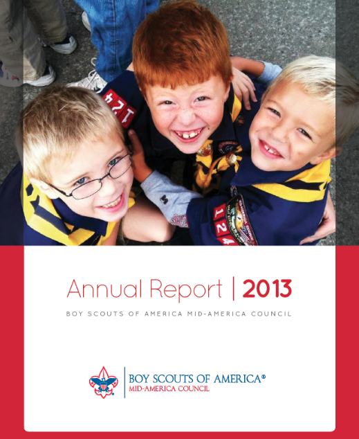 Boy Scouts of America Mid-America Council Annual Report. Please download to see full version.   MAC Annual Report Download