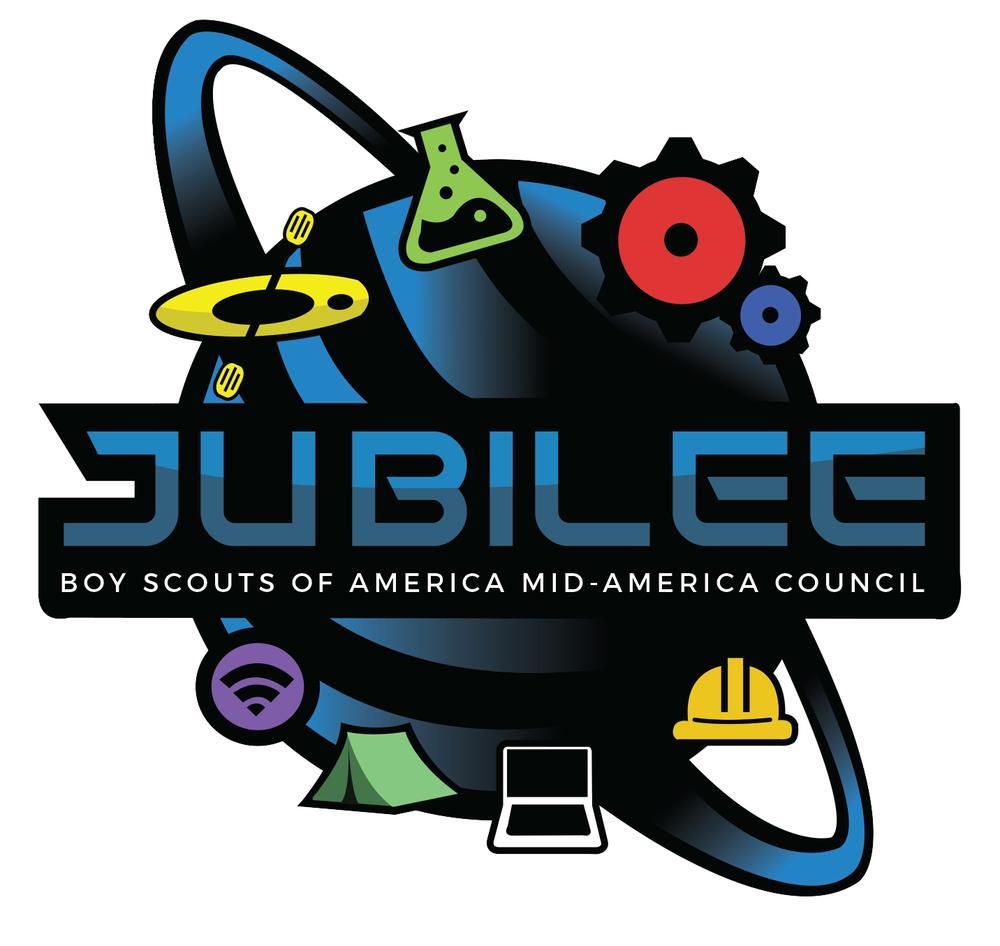 Boy Scouts of America - Jubilee Logo 2016