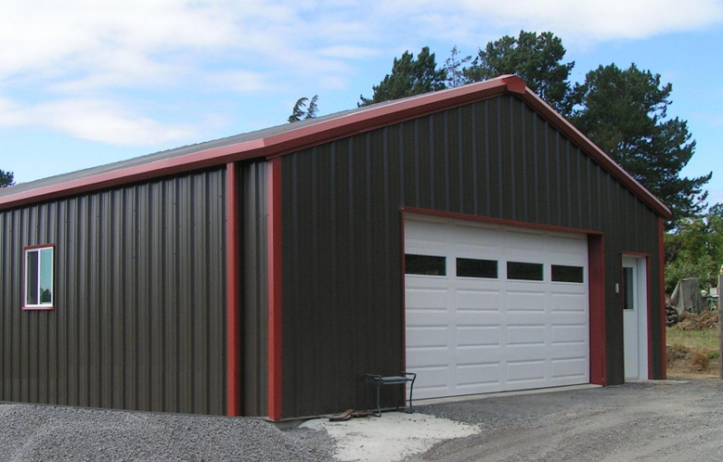 Featured buildings sierra buildings for Engineered garage plans