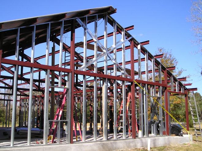 Sierra Buildings Homes Steel Structure