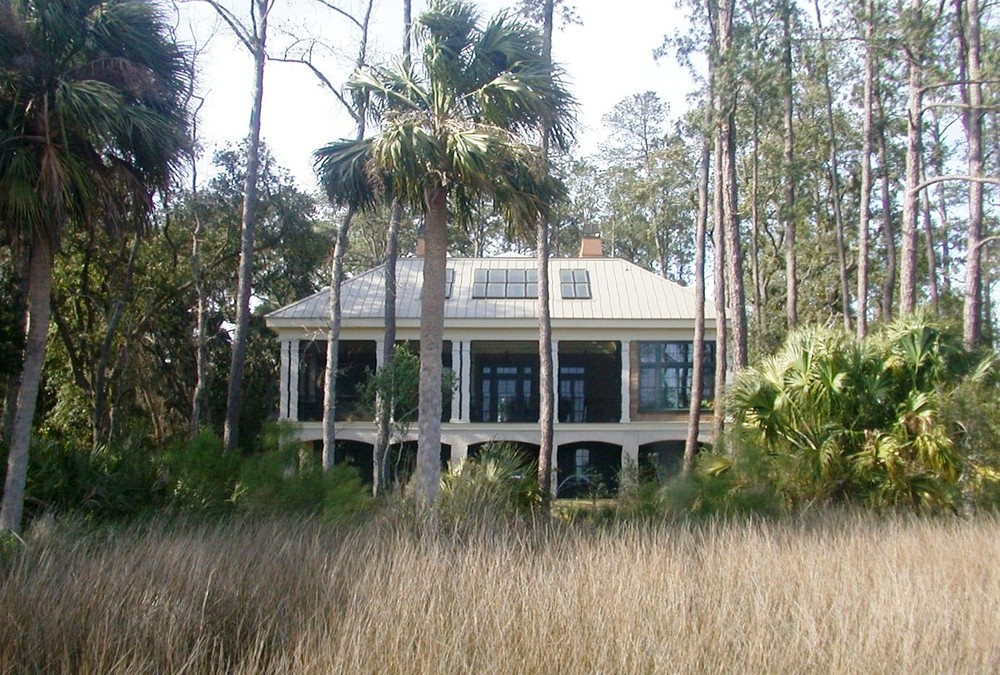 Whitemarsh Island Residence