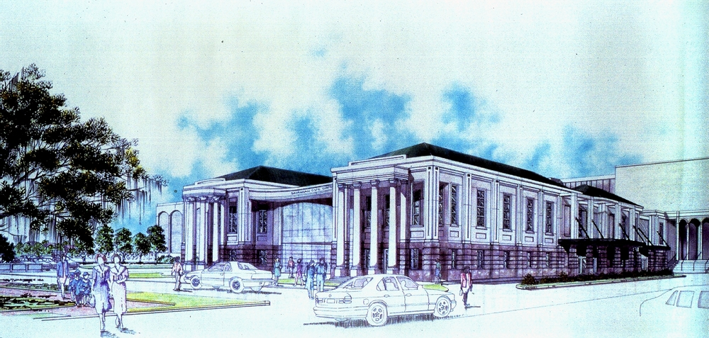 Civic Center Expansion