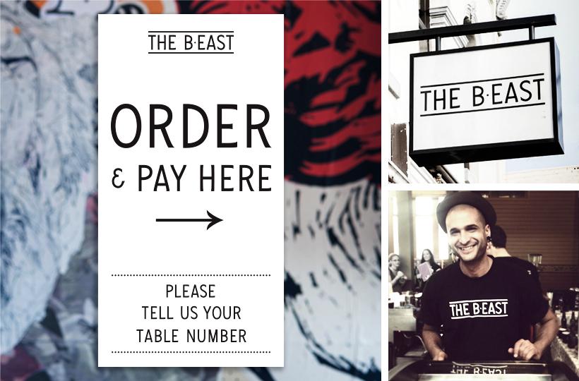 Beast Poster & Branding