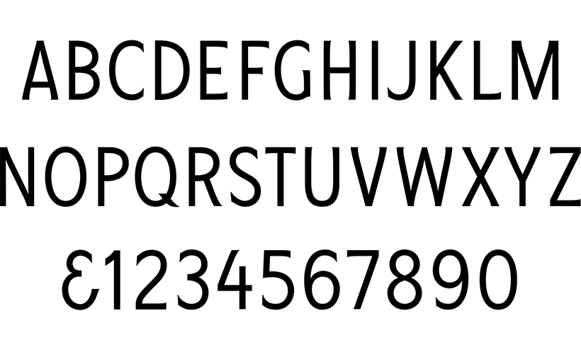Machiavelli Typeface
