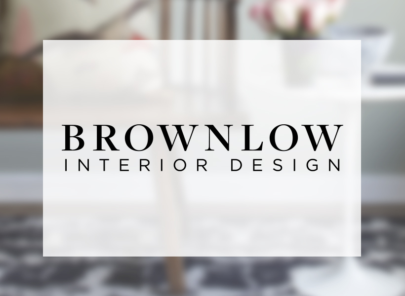 Brownlow Interior Design-Brandmark
