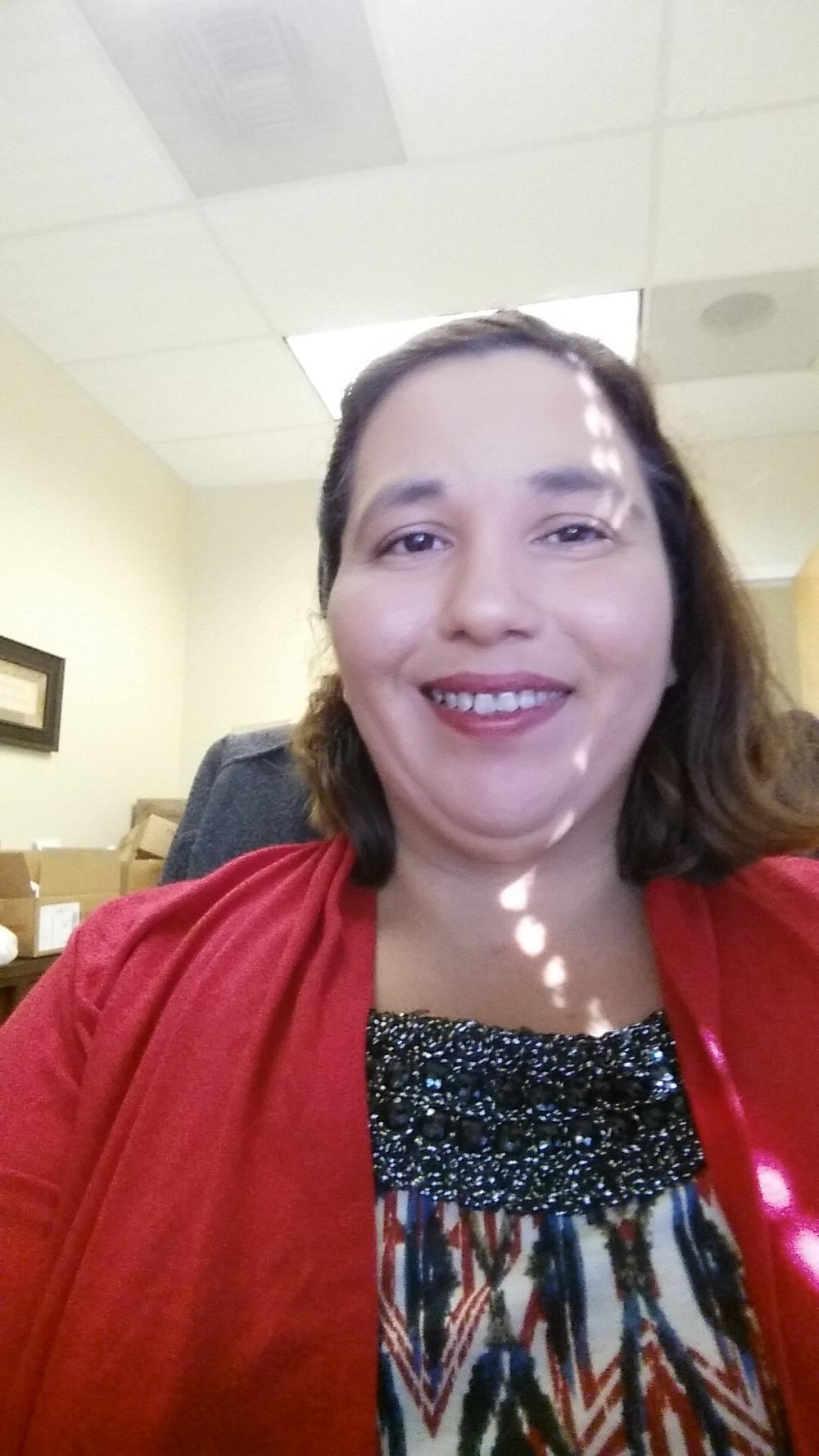 Parish Secretary Mrs. Gracie Medina - 1449863542112
