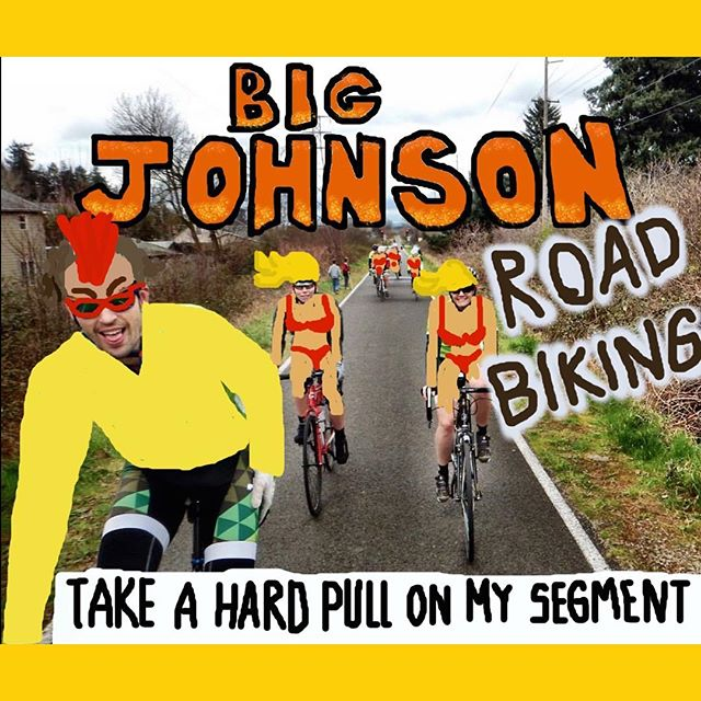 Willkommen, bienvenue, welcome to my new international followers. If you like poorly-executed MS Paint name puns about Oregon-area bike racers, you've come to the right place!