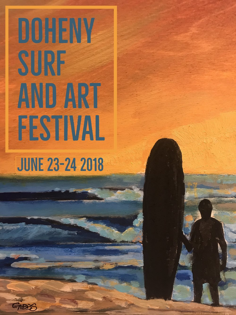 Doheny Surf and Art Festival 2018
