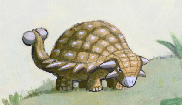 "Ankylosaurus. My whole life I've pronounced this dinosaur as A  N   KLEO SAURUS, but its AN   KIE LOW SAURUS. Which makes sense cause thats how its spelled!  Makes me think how a lot of people pronounce l  ibrary as ""Libary"".  But then again there's words like Wednesday and Favre where we all agree that we'd rather pronounce as if the letters were in a different order!  Hmm I seem to be on a tangent..."