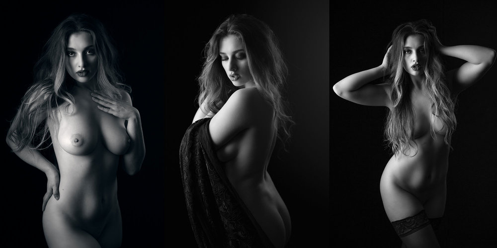 San Francisco Boudoir Photographer