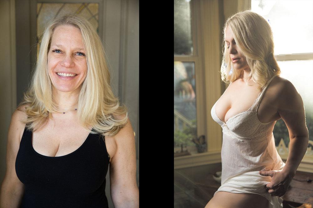 JG Boudoir Before & After